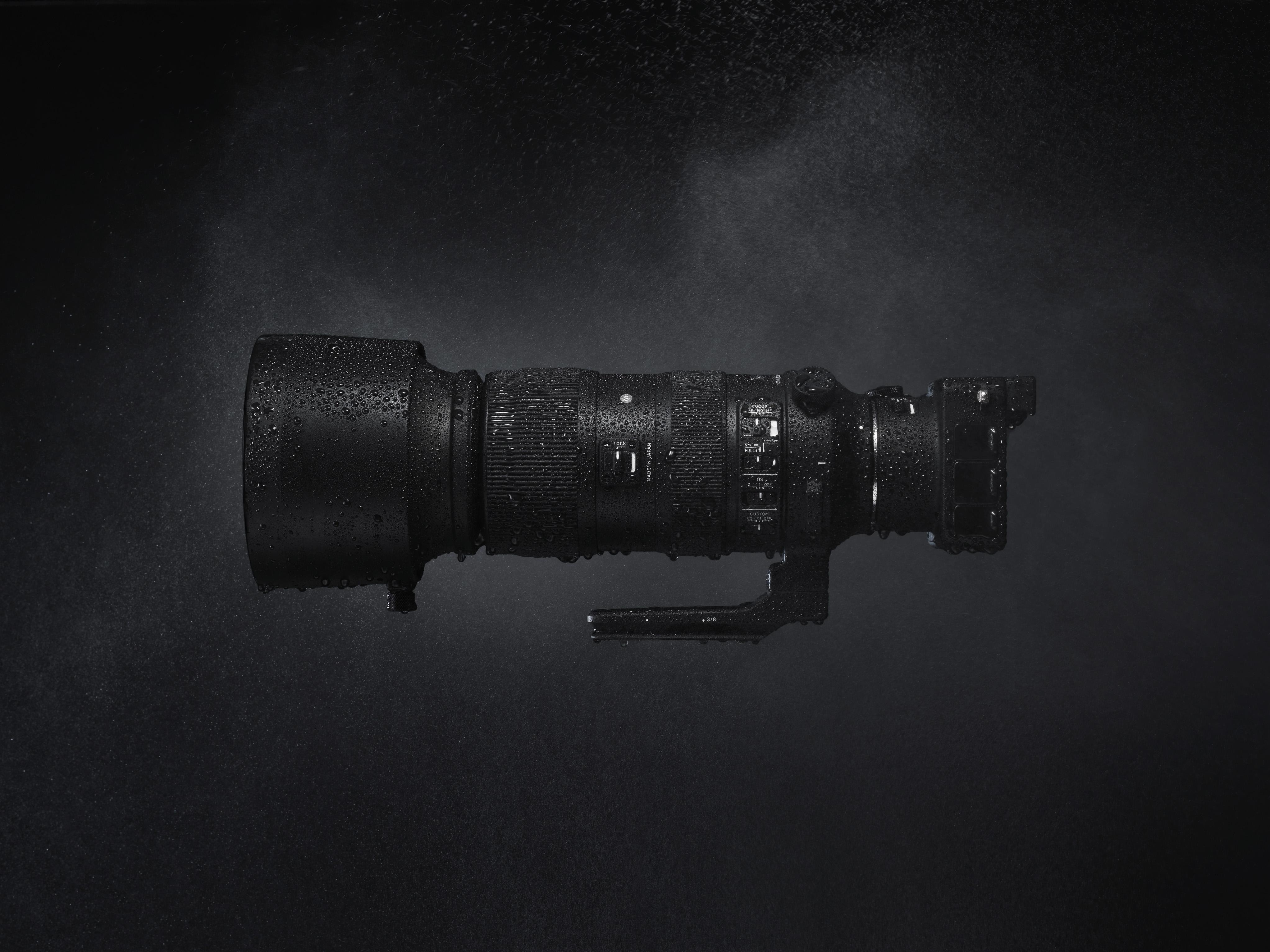 SIGMA 60-600 mm F4.5-6.3 S DG OS HSM – nowość w ofercie