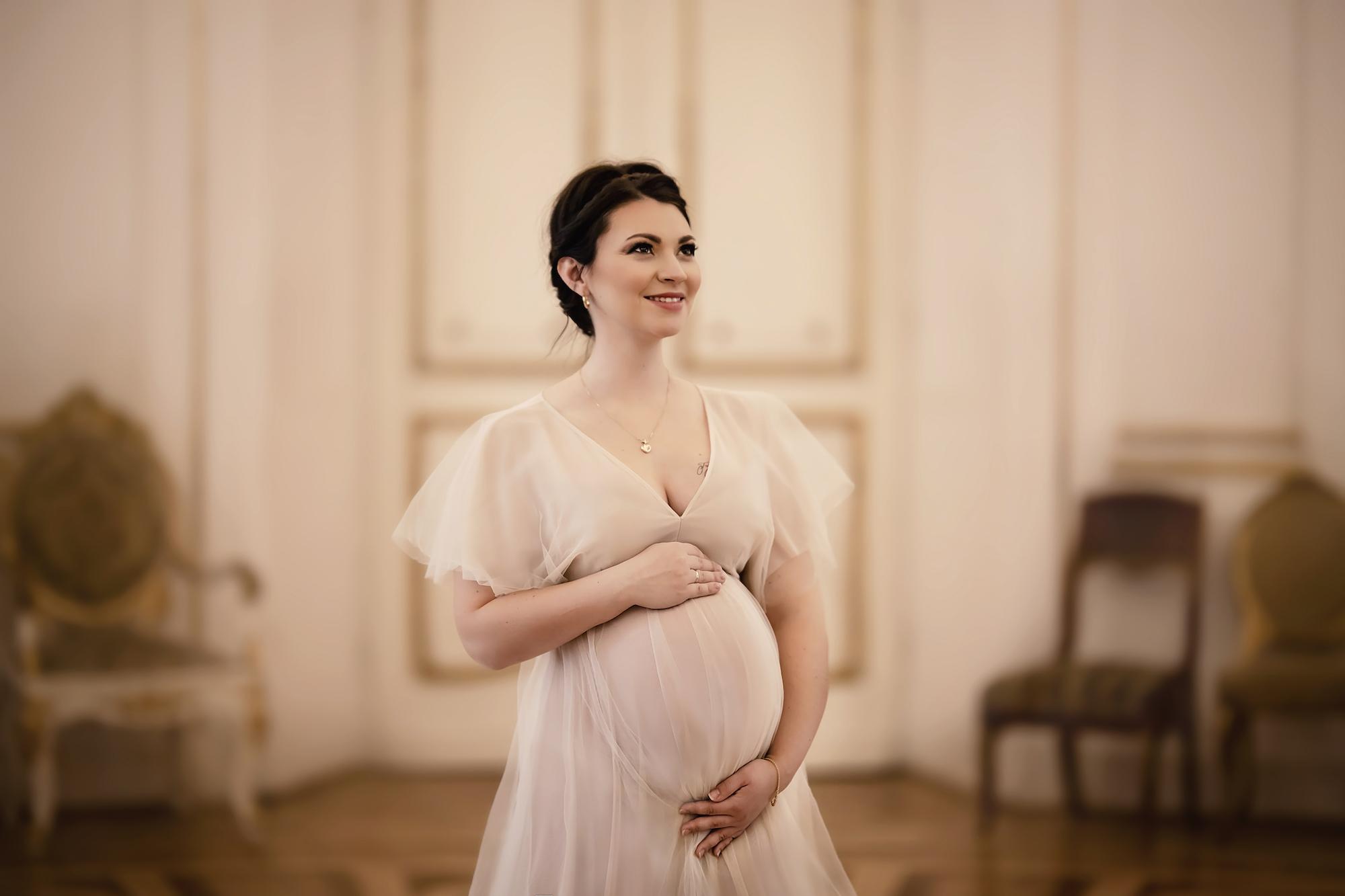 Warsztaty La Bohem fotografii ciążowej z Anną Podsiedlik