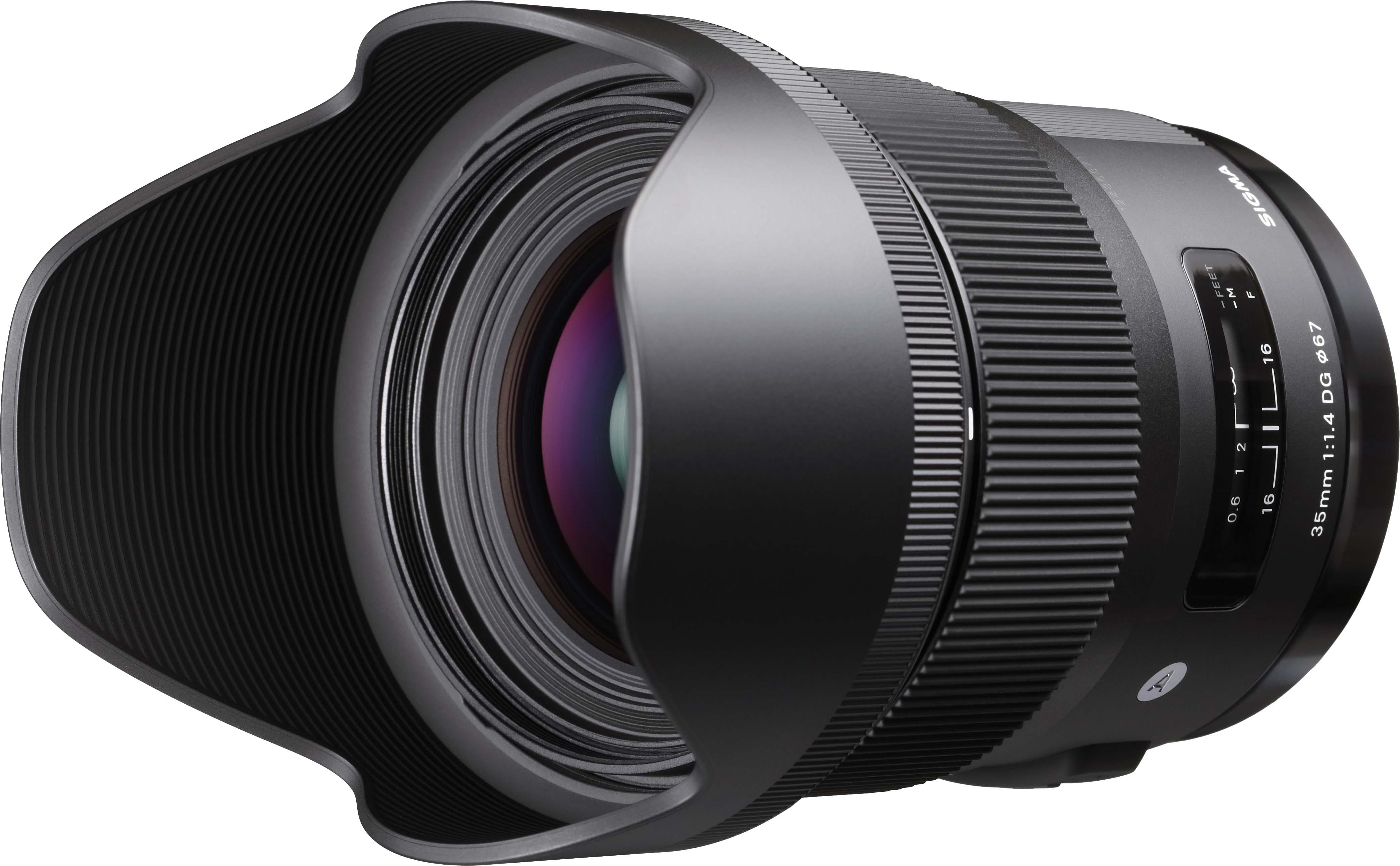 Magazyn Optyczne testuje obiektywy Sigma ART dla Sony z mocowaniem Fe