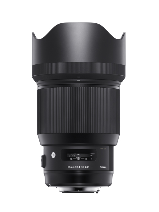SIGMA 85mm F1.4 A DG HSM