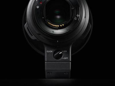 SIGMA 500mm F4 S DG OS HSM Detal