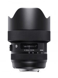 SIGMA 14-24mm F2.8 A DG HSM