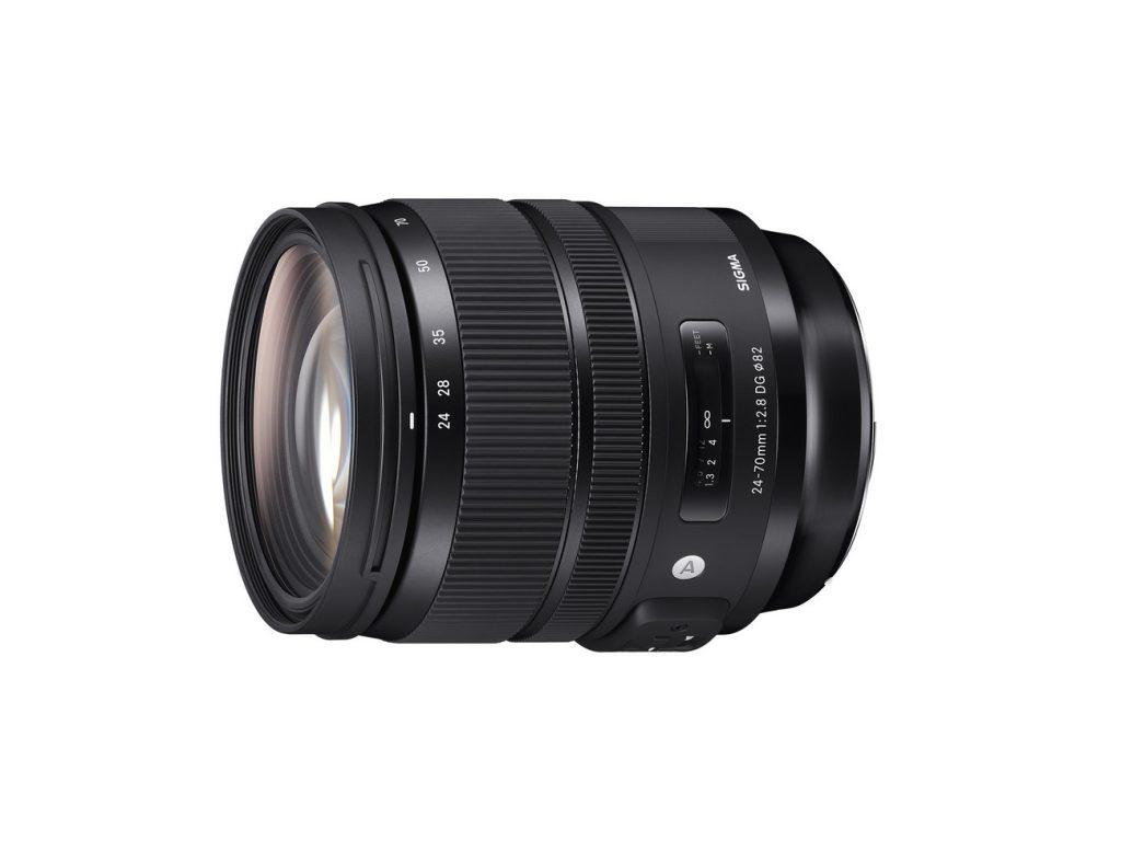 SIGMA 24-70mm F2.8 A DG OS HSM