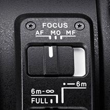 SIGMA Przełącznik AF/MF