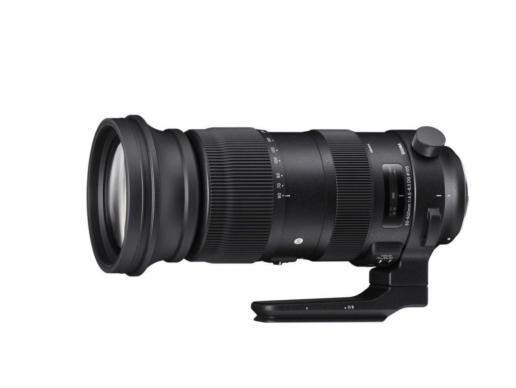 SIGMA 60-600mm F4.5-6.3 S DG OS HSM