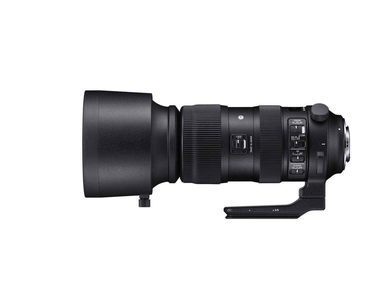 Optyczne recenzuje Sigmę S 60-600mm F4.5-6.3 DG OS HSM