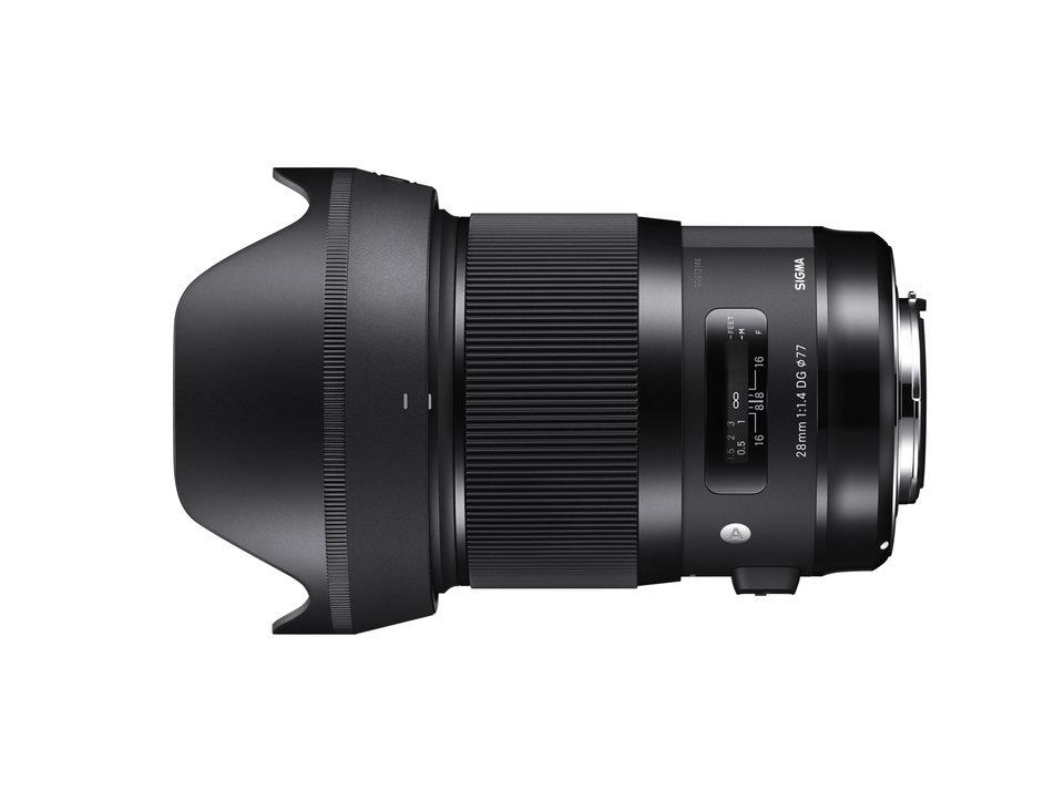 Znamy cenę obiektywu SIGMA 28mm F1.4 A DG HSM!