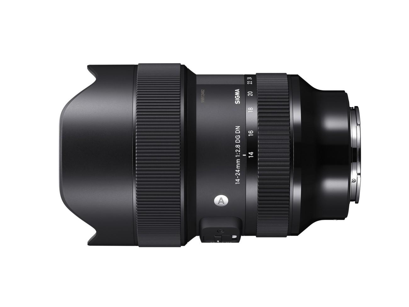 SIGMA 14-24mm F2.8 A DG DN – Przedstawiamy szerokokątny zoom o niezwykłej rozdzielczości, zaprojektowany do pełnoklatkowych aparatów bezlusterkowych