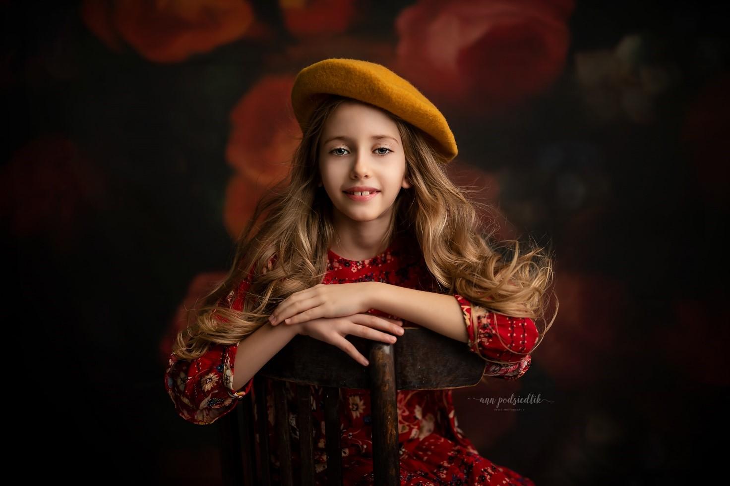 Fotografia dziecięca w studio. Sigma i Profoto w rękach Ann Podsiedlik