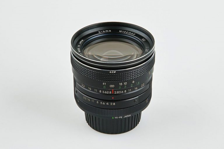 Sigma 28mm WIDEMAX