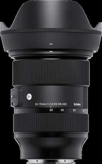 Sigma 24-70mm F2.8 A DG DN
