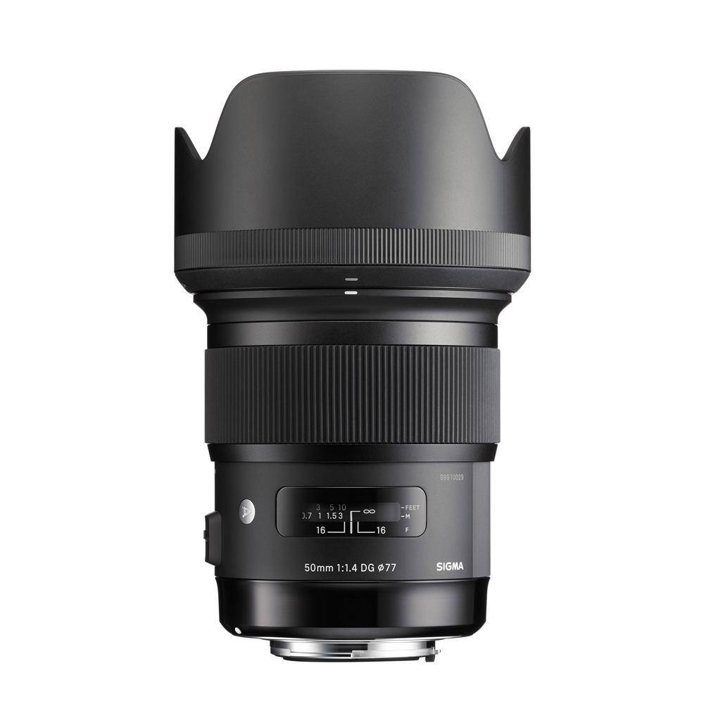 Sigma 50mm F1.4 A DG HSM