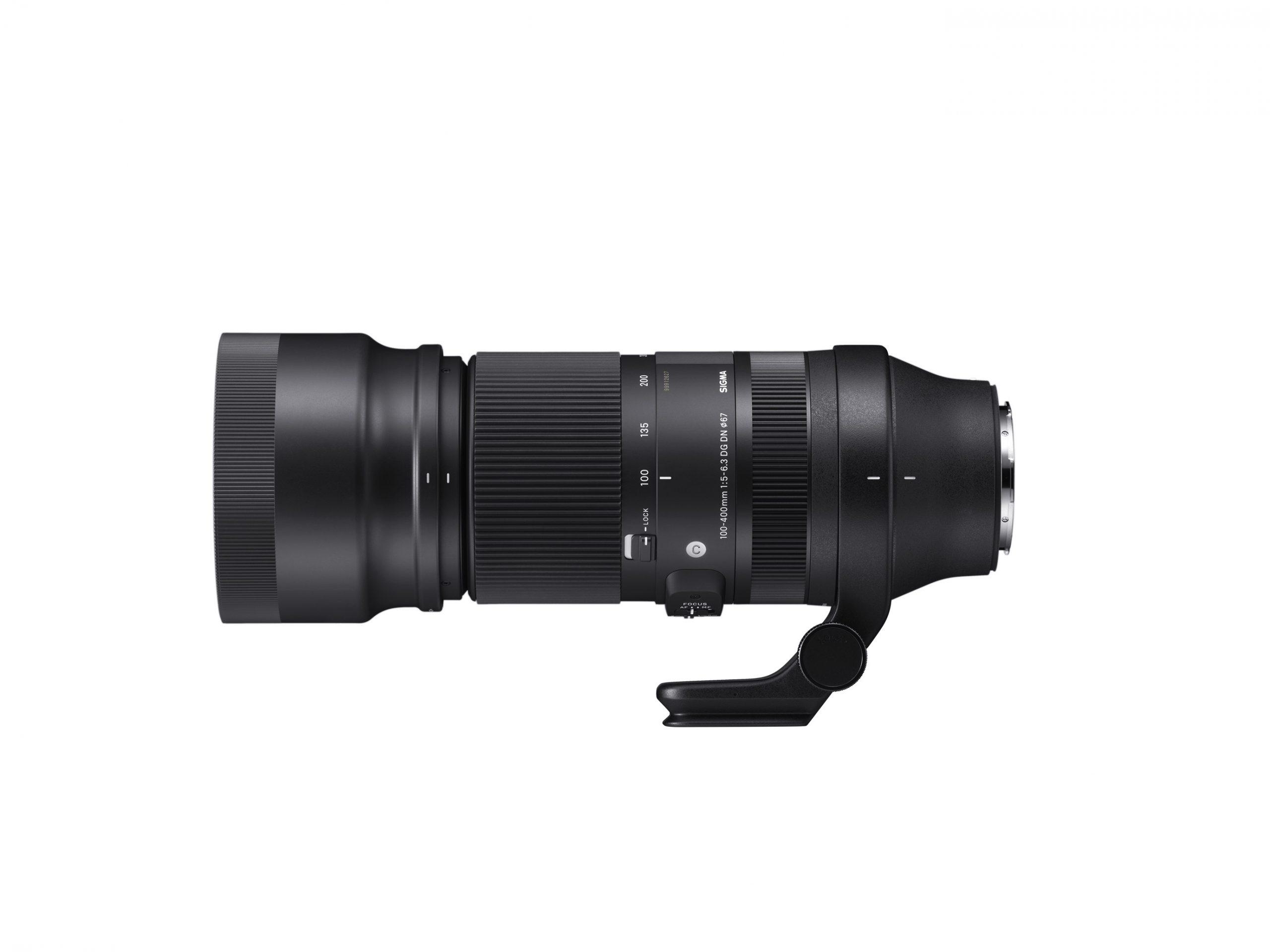 Nowość. SIGMA 100-400mm F5-6.3 DG DN OS