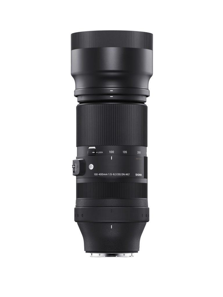 SIGMA Nowość 100-400mm F5-6.3 DG DN OS
