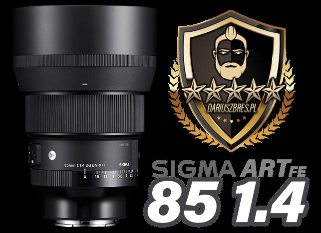Galeria SIGMA 85mm F1.4 DG DN Dariusz Breś