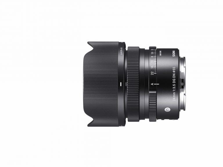 Debiut serii I 24mm F3.5 DG DN