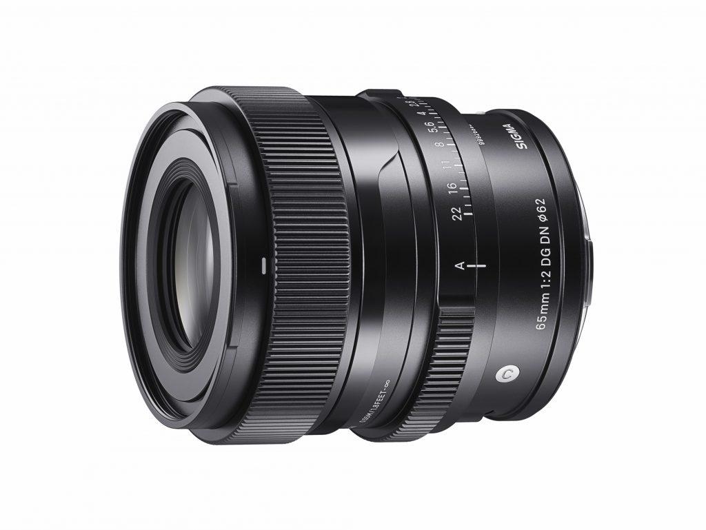 SIGMA 65mm F2 DG DN Contemporary