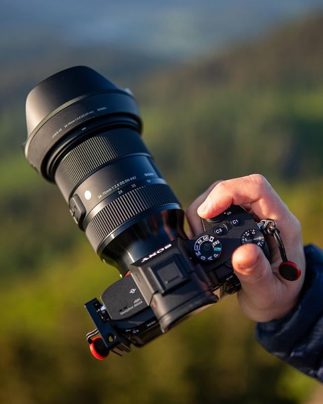 """""""Z czystym sumieniem polecam"""". SIGMA 24-70mm F2.8 DG DN Art Sony w teście Michała Ostrowskiego"""