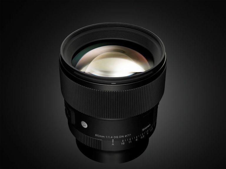 Sigma Nagroda Fotopolis 85mm