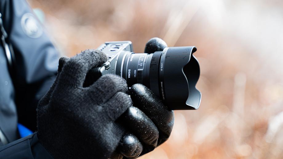 Galeria SIGMA 24mm F3.5 DG DN Contemporary Go Ando
