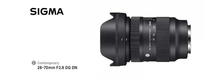 Nowość. SIGMA 28-70mm F2.8 DG DN | CONTEMPORARY