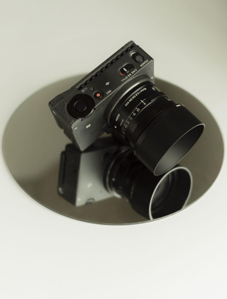 Galeria SIGMA 45mm F2.8 DG DN Contemporary Alexandre Souetre