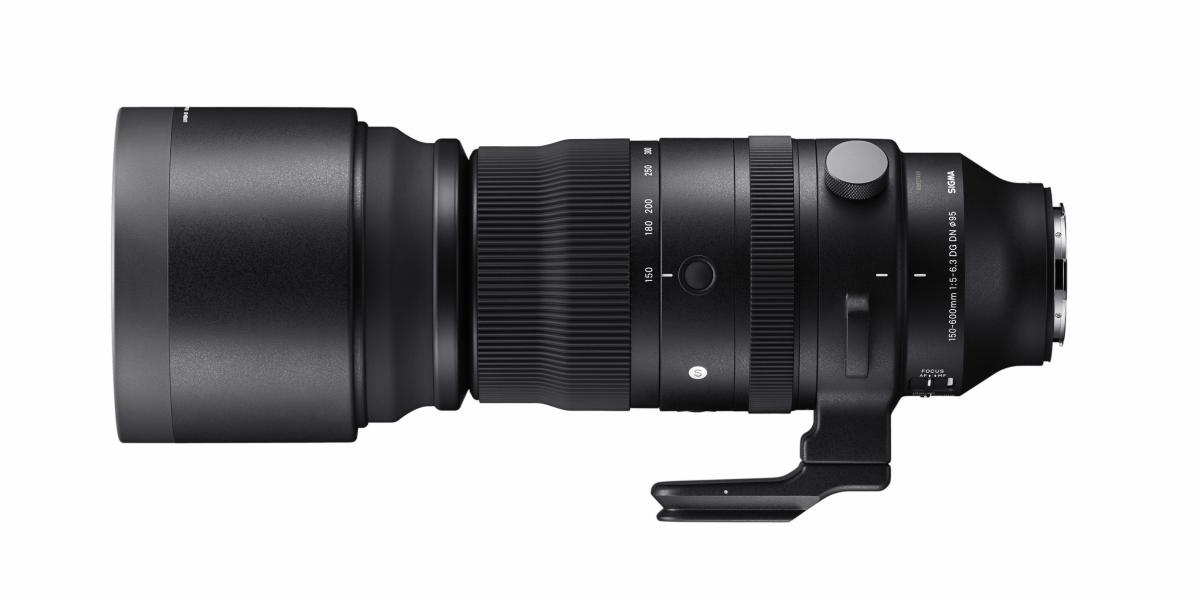 Nowość. SIGMA 150-600mm F5-6.3 DG DN OS | Sports