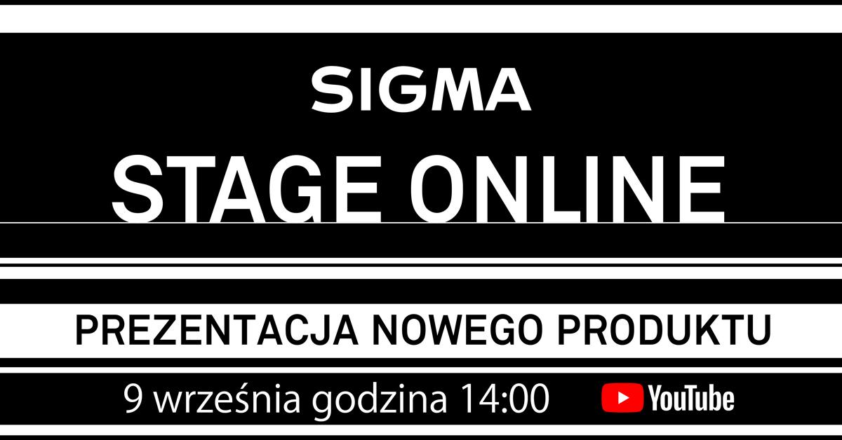 Zapowiedź nowego produktu SIGMA